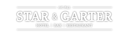 Star-and-Garter-Logo Cafe