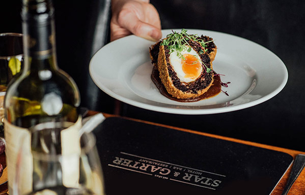 Star-and-Garter-Scotch-Egg Food Gallery